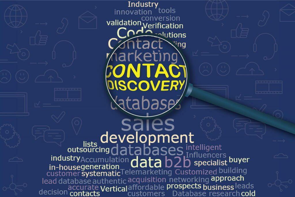 Contact-Discovery-Services